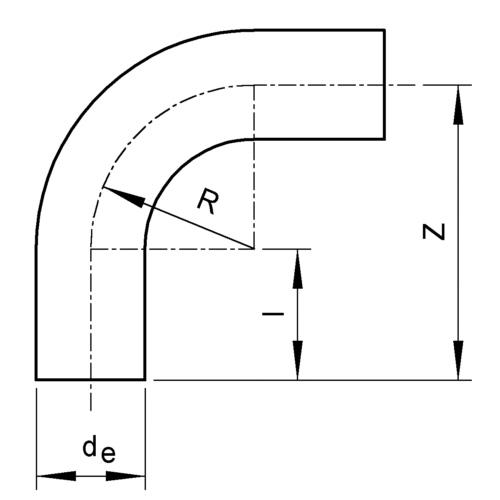 rohrbogen radius berechnen abdeckung ablauf dusche. Black Bedroom Furniture Sets. Home Design Ideas