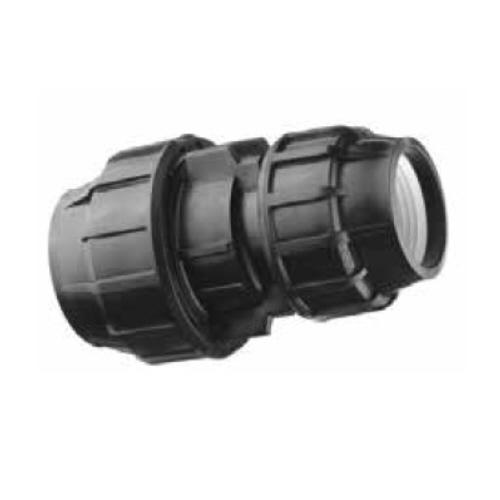 Top PP-Klemmverbinder für PE Rohre, Kupplung, einseitig reduziert  YA27